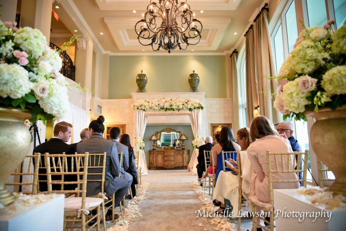Boca Mizner Wedding Ceremony
