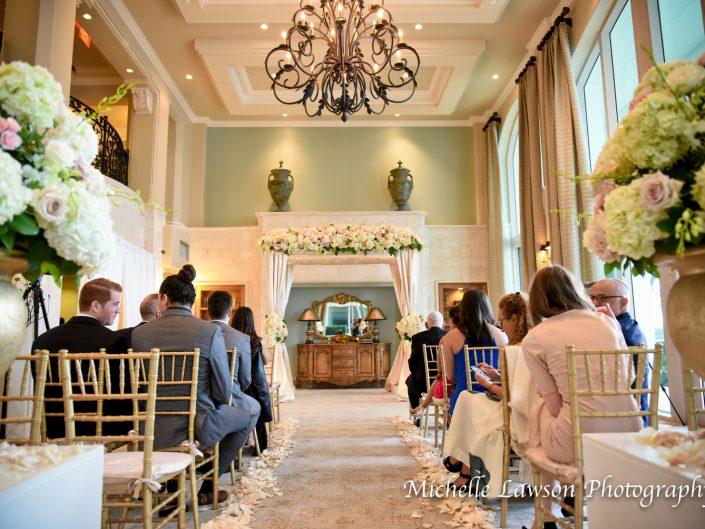 Boca Mizner Wedding Ceremony