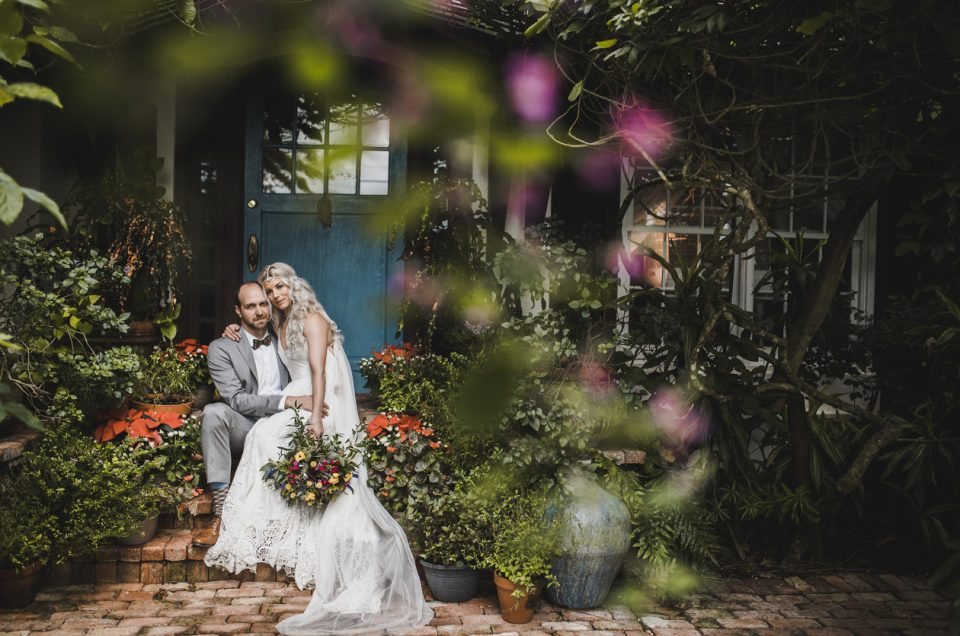 Rustic Wedding at the Walton House – Sneak Peek!