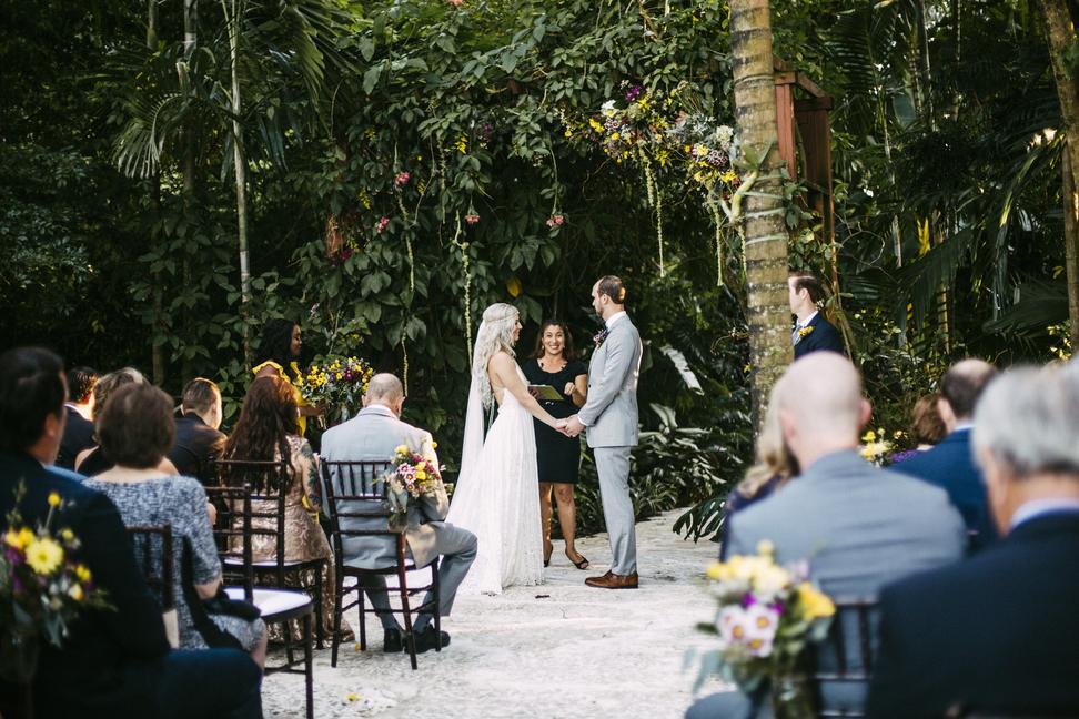 wedding florist panache style