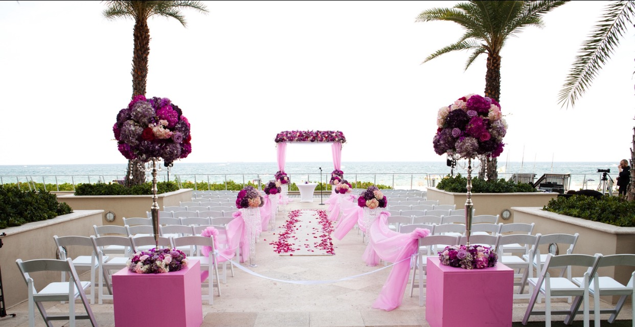 Panache style your miami wedding planning and florist company