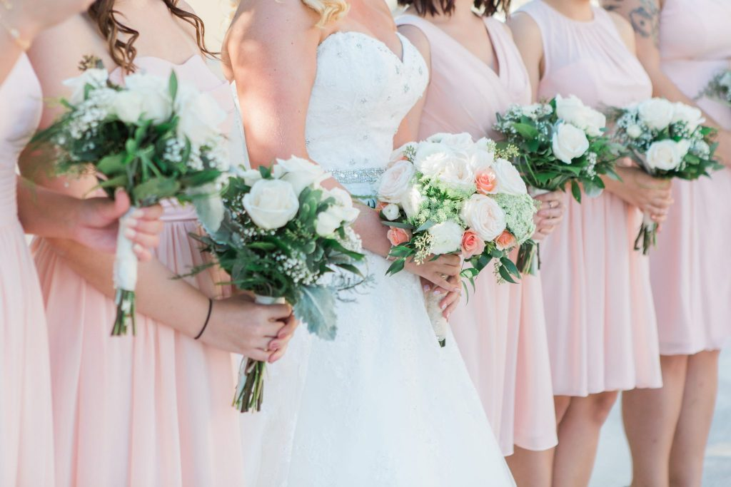 miami wedding florist and wedding planner Panache style