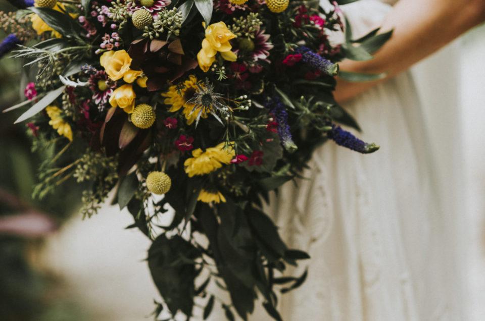 Southern Charm Meets Bohemian Bliss at Walton House Wedding