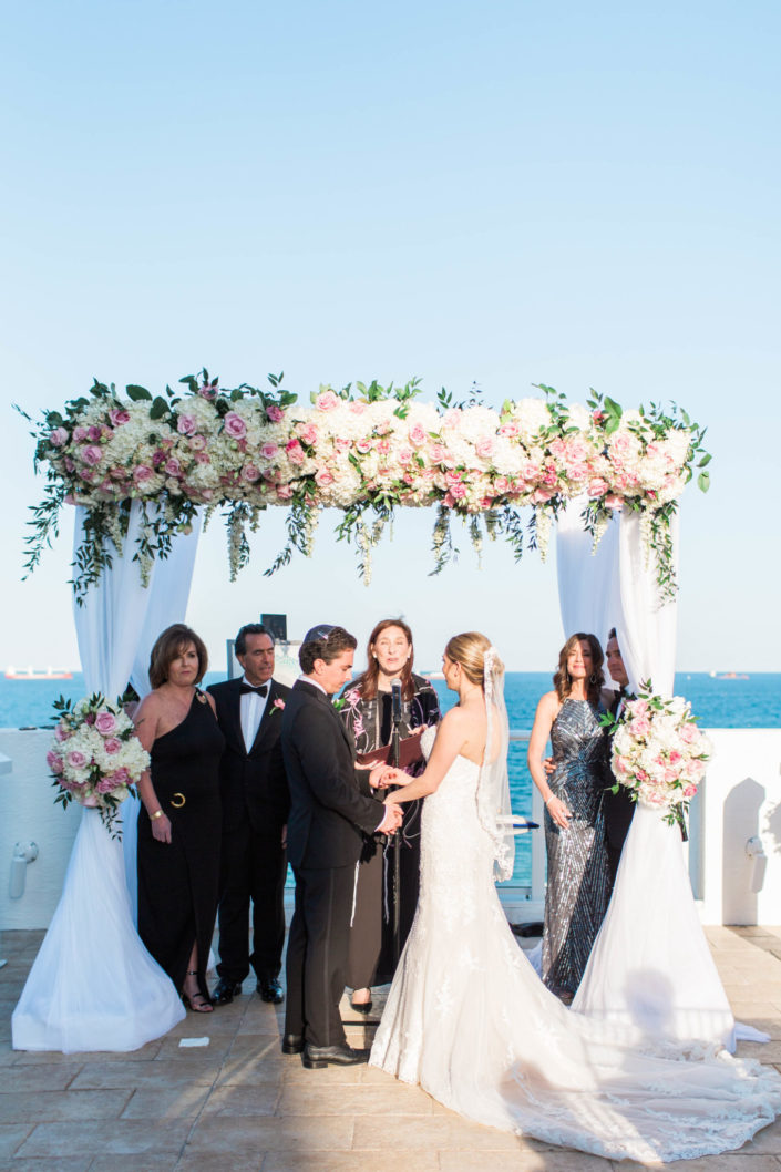 Conrad Fort Lauderdale Wedding Ceremony