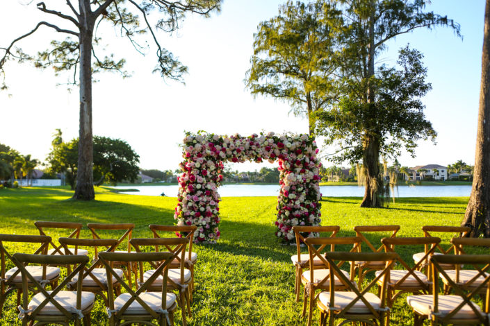 Private Estate Wedding Ceremony